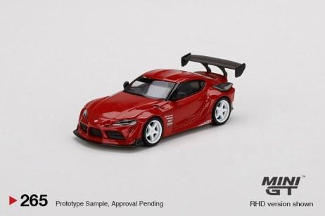 Mini-GT-HKS-Toyota-GR-Supra-Renaissance-Red-001