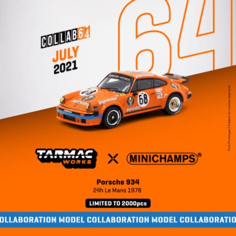 Tarmac-Works-Porsche-934-24h-Le-Mans-1978