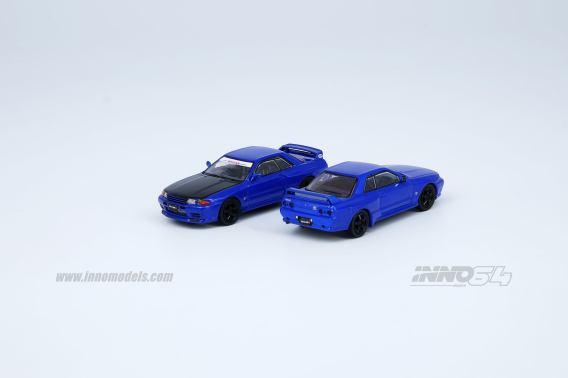Inno64-Nissan-Skyline-GT-R-R32-Blue-003