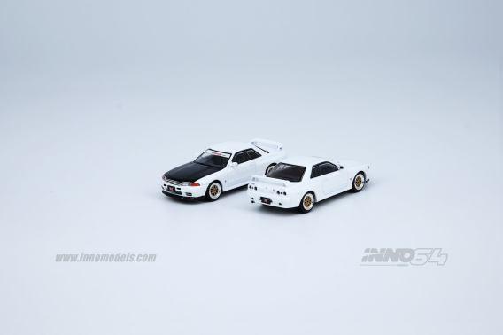 Inno64-Nissan-Skyline-GT-R-R32-White-003