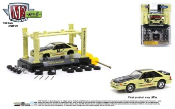 M2-Machines-Modelm-Kit-Release-39-1988-Ford-Mustang-GT