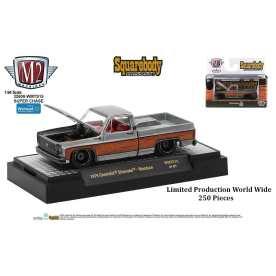 M2-Machines-Squarebody-Syndicate-Series-2-1979-Chevrolet-Silverado-Woodson-Super-Chase