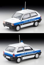 Tomica-Limited-Vintage-Neo-Fiat-Panda-Police-municipale-italienne-006