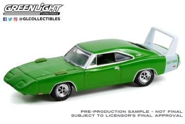 GreenLight-Collectibles-Barrett-Jackson-Series-8-1969-Dodge-Charger-Daytona