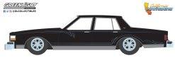 GreenLight-Collectibles-California-Lowriders-Series-1-1987-Chevrolet-Caprice-Lowrider-Custom-Black