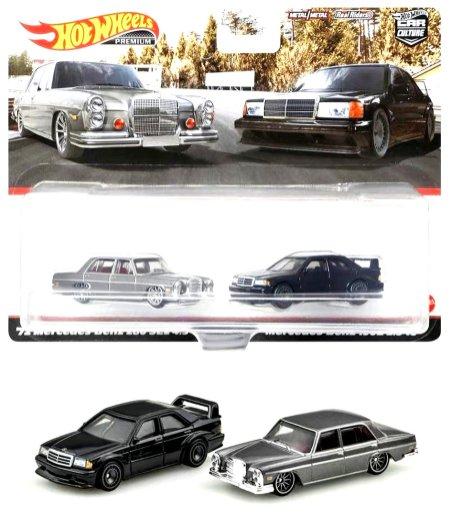 Hot-Wheels-Car-Culture-2-packs-Mix-1-Mercedes