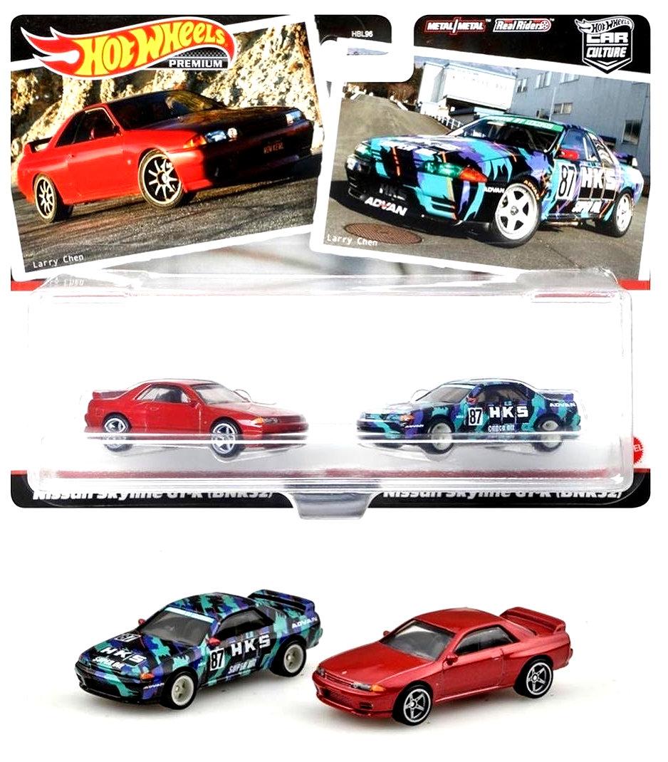 Hot-Wheels-Car-Culture-2-packs-Mix-1-Nissan