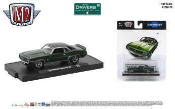M2-Machines-Drivers-Release-75-1969-Chevrolet-Camaro-SS-RS