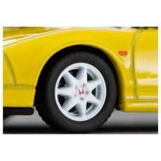 Tomica-Limited-Vintage-Honda-NSX-Type-R-95-Jaune-006