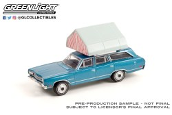 GreenLight-Collectibles-The-Great-Outdoors-Series-1-1969-Plymouth-Satellite-Station-Wagon