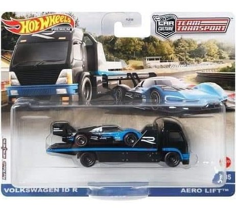 Hot-Wheels-Car-Culture-Team-Transport-Mix-N-Volkswagen-ID-R-Aero-Lift