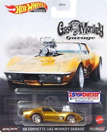 Hot-Wheels-Replica-Entertainment-2021-68-Corvette-Gas-Monkey-Garage
