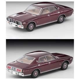 Tomica-Limited-Vintage-Neo-Nissan-Cedric-4-portes-Marron-003
