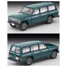 Tomica-Limited-Vintage-Neo-Nissan-Safari-Patrol-Extra-Van-DX-Vert-007