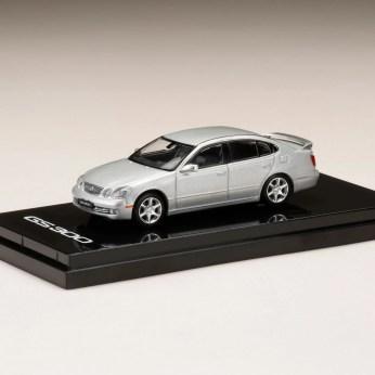 Hobby-Japan-Minicar-Project-Lexus-GS300-grey-1
