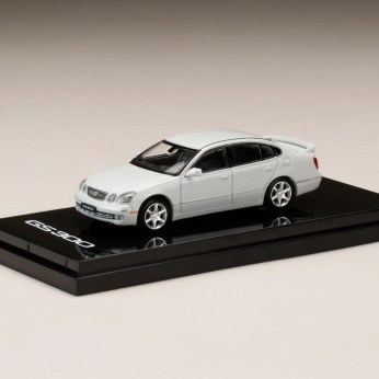 Hobby-Japan-Minicar-Project-Lexus-GS300-white-1