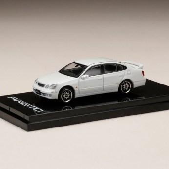Hobby-Japan-Minicar-Project-Toyota-Aristo-V300-Vertex-Custom-white-1