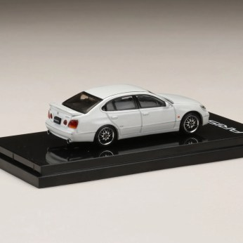 Hobby-Japan-Minicar-Project-Toyota-Aristo-V300-Vertex-Custom-white-2