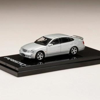 Hobby-Japan-Minicar-Project-Toyota-Aristo-V300-Vertex-grey-1