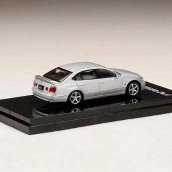 Hobby-Japan-Minicar-Project-Toyota-Aristo-V300-Vertex-grey-2