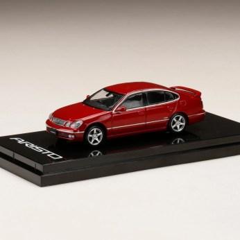 Hobby-Japan-Minicar-Project-Toyota-Aristo-V300-Vertex-red-1