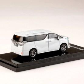 Hobby-Japan-Minicar-Project-Toyota-Vellfire-H30W-White-Pearl-Crystal-Shine-002