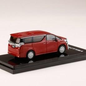 Hobby-Japan-Minicar-Project-Toyota-Vellfire-Hybrid-H30W-Dark-Red-Mica-Metallic-002