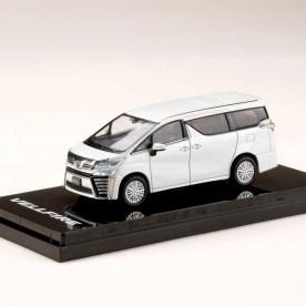 Hobby-Japan-Minicar-Project-Toyota-Vellfire-Hybrid-H30W-White-Pearl-Crystal-Shine-001
