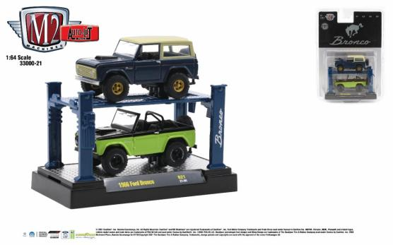 M2-Machines-Auto-Lifts-release-21-1966-Ford-Bronco