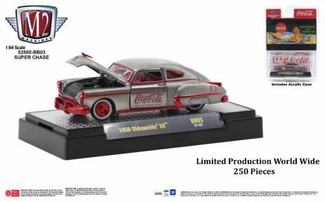 M2-Machines-Coca-Cola-Release-52500-BB03-1950-Oldsmobile-88-Super-Chase