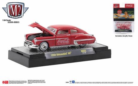 M2-Machines-Coca-Cola-Release-52500-BB03-1950-Oldsmobile-88