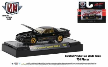M2-Machines-Detroit-Muscle-Release-58-1985-Chevrolet-Camaro-IROC-Z-Chase-Car