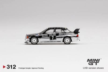 Mini-GT-Mercedes-Benz-190E-2-5-16-Evolution-II-7-AMG-Mercedes-1990-DTM-001