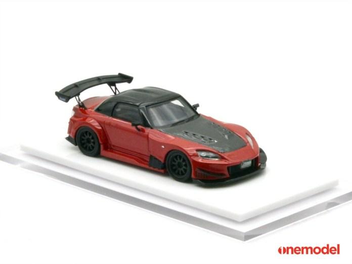 One-Model-Honda-S2000-Js-Racing-Copper-Red-1