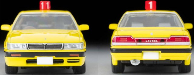 Tomica-Limited-Vintage-Neo-Nissan-Laurel-Driving-School-1992-Yellow-004