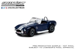 GreenLight-Collectibles-Barrett-Jackson-Series-9-1965-Shelby-Cobra-CSX-4000-Roadster