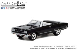 GreenLight-Collectibles-Barrett-Jackson-Series-9-1969-Plymouth-GTX-Convertible