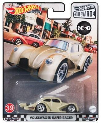 Hot-Wheels-Boulevard-Mix-H-Volkswagen-Kafer-Racer
