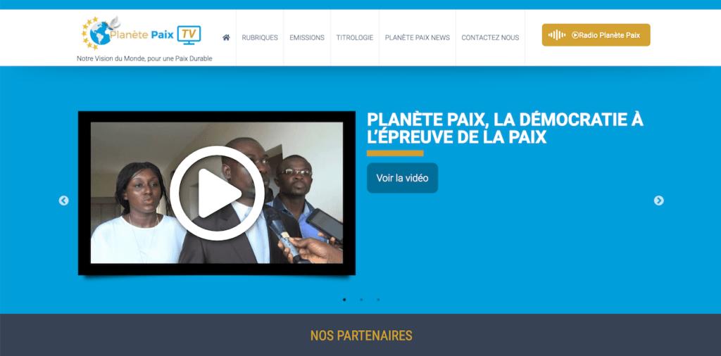 Web Design à Abidjan