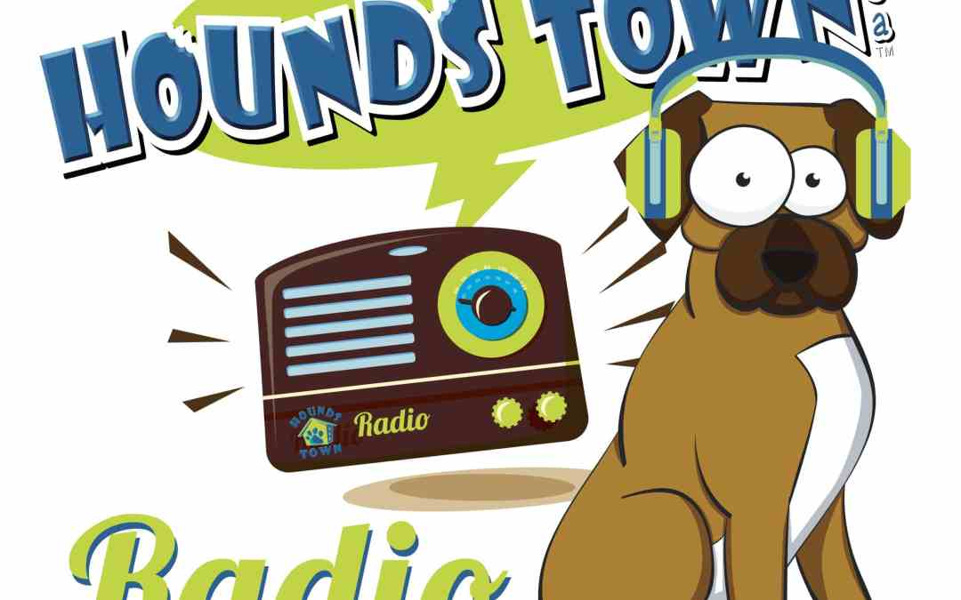 Hounds Town Radio is on the Air!
