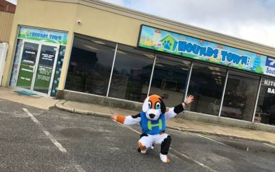 Hicksville, NY Opens its First Hounds Town USA Pet Care Franchise