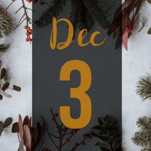 door-3rd December