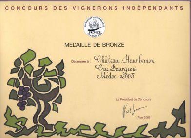 Diplome Bronze VIF