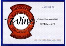 (diplôme international wine challenge