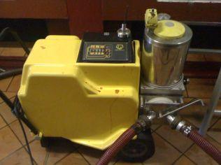 Pompe à piston 12 000 à 20 000 litres par heure