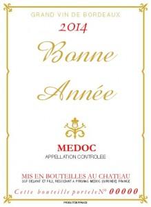 Bonne année en Médoc