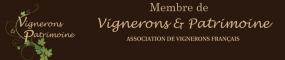 Membre de Vignerons et Patrimoine