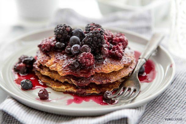 3 Ingredient Protein Pancake Recipes