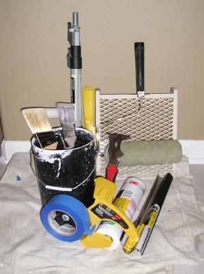 Create A Ready To Go Painting Kit The Practical House