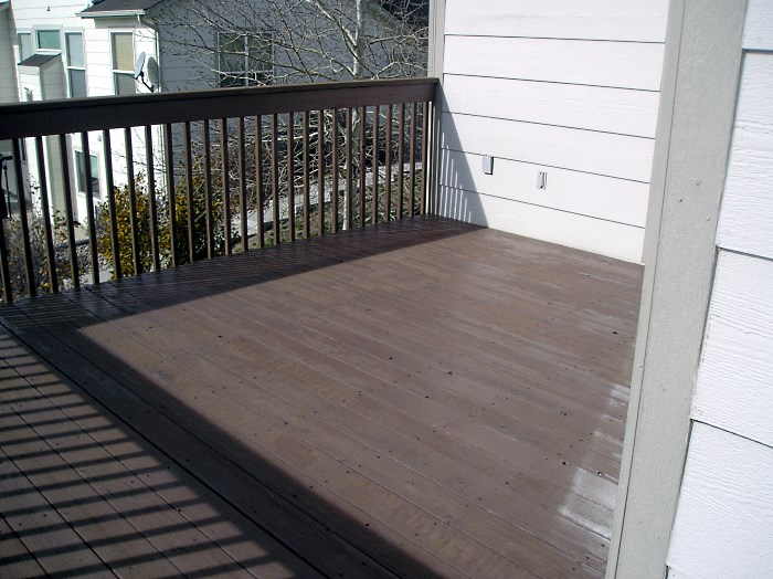 Solid Deck Stains Colors